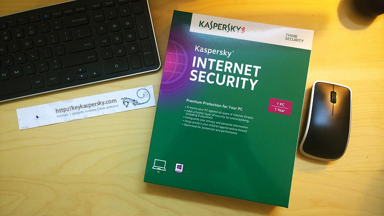 phần mềm kaspersky internet security 2016
