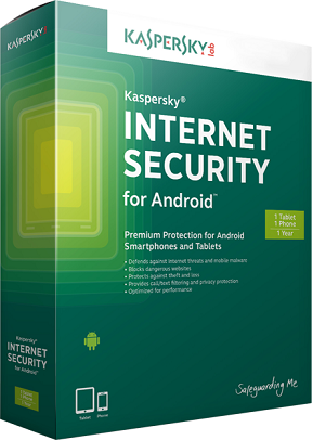 Kaspersky Internet Security dành cho Android