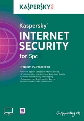 Kaspersky Internet Security dành cho 5PC (VAT 0%)